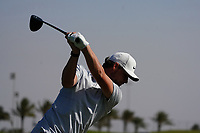 Thomas Pieters (BEL) on the driving range during the Preview of the Saudi International at the Royal Greens Golf and Country Club, King Abdullah Economic City, Saudi Arabia. 28/01/2020<br /> Picture: Golffile | Thos Caffrey<br /> <br /> <br /> All photo usage must carry mandatory copyright credit (© Golffile | Thos Caffrey)