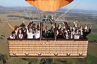 20131011 October 11 Hot Air Balloon Gold Coast