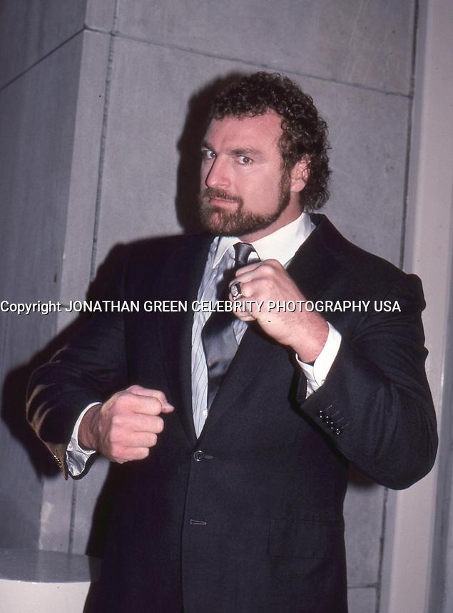 John Matuszak 1987 by Jonathan Green