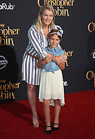 30 July 2018 - Burbank, California - Alison Sweeney, Megan Sanov. Disney's 'Christopher Robin' Los Angeles Premiere held at Walt Disney Studios. <br /> CAP/ADM/FS<br /> &copy;FS/ADM/Capital Pictures