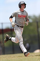 Jeremy Texel (66) of Lakewood High School in St. Petersburg, Florida during the Under Armour Baseball Factory National Showcase, Florida, presented by Baseball Factory on June 12, 2018 the Joe DiMaggio Sports Complex in Clearwater, Florida.  (Nathan Ray/Four Seam Images)