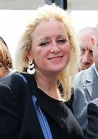 Presentazione dei candidati al consiglio comunale di Napoli del movimento cinque stelle<br /> Luciana Calabrese