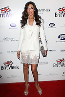 LOS ANGELES, CA, USA - APRIL 22: Terri Seymour at the 8th Annual BritWeek Launch Party on April 22, 2014 in Los Angeles, California, United States. (Photo by Celebrity Monitor)