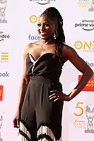 LOS ANGELES - MAR 30:  Rutina Wesley at the 50th NAACP Image Awards - Arrivals at the Dolby Theater on March 30, 2019 in Los Angeles, CA
