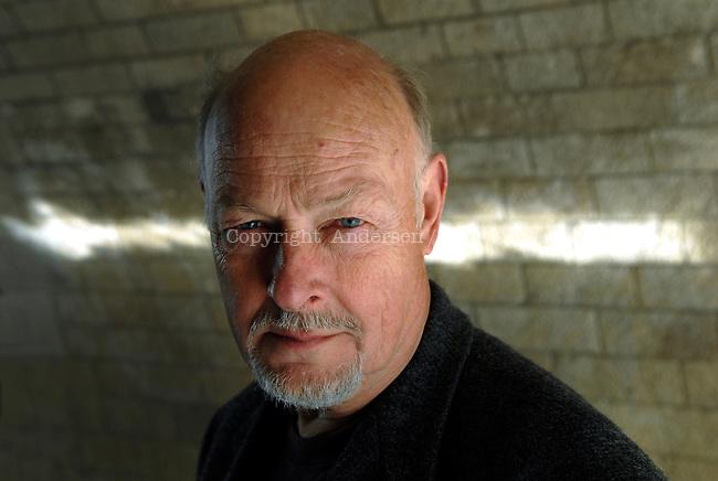 John Harvey in 2010.