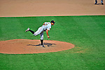 8 June 2008: San Francisco Giants' Japanese pitcher Keiichi Yabu on the mound in relief against the Washington Nationals at Nationals Park in Washington, DC. The Giants rallied to defeat the Nationals 6-3 in their third consecutive win of the 4-game series...Mandatory Photo Credit: Ed Wolfstein Photo