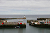 Seaham, County Durham. Formerly known as Seaham Harbour, it served as a port for the export of coal until the last local pit closed in 1992.  The harbour now functions at a much reduced level, importing coal from Eastern Europe and elsewhere.