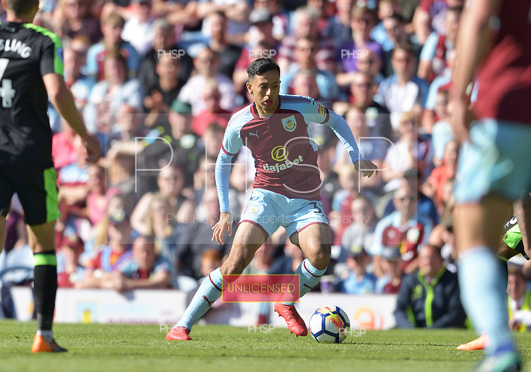 13/05/2018 Premier League Burnley v AFC Bournemouth<br /> <br /> Dwight James Matthew McNeil
