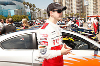 LOS ANGELES - APR 5: Kevin Jonas at the 35th annual Toyota Pro/Celebrity Race Press Practice Day on April 5, 2011 in Long Beach, California