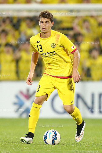 Eduardo (Reysol),<br /> MARCH 17, 2015 - Football / Soccer : <br /> AFC Champions League Group E <br /> match between Kashiwa Reysol 2-1 Shandong Luneng FC <br /> at Hitachi Kashiwa Stadium, Chiba, Japan.<br /> (Photo by AFLO SPORT)