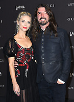 03 November 2018 - Los Angeles, California - Jordyn Blum, Dave Grohl. 2018 LACMA Art + Film Gala held at LACMA.  <br /> CAP/ADM/BT<br /> &copy;BT/ADM/Capital Pictures