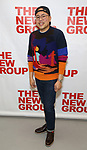 """Nico Santos attends the first day of rehearsal for the New Group's production of """"Happy Talk"""" at The New 42nd Street Studios on April 1, 2019 in New York City."""