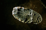 Peopling the Americas, Stone Axe, Gault site, Texas, America