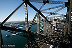 Sydney Sydney.Bridge climb ou l'ascension  pont de Sydney est devenu la premiere attraction de la ville