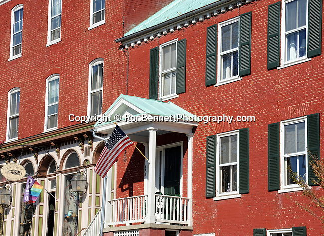 Shepherdstown Jefferson County West Virginia, Shepherdstown oldest town in West Virginia 1734, Thomas Shepherd granted 222 acres on south side Potomac river, Mecklenburg, Shepherd University, Fine Art Photography by Ron Bennett, Fine Art, Fine Art photography, Art Photography, Copyright RonBennettPhotography.com ©