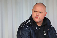 AFC Fylde manager Jim Bentley during Kingstonian vs AFC Fylde, Emirates FA Cup Football at King George's Field on 30th November 2019