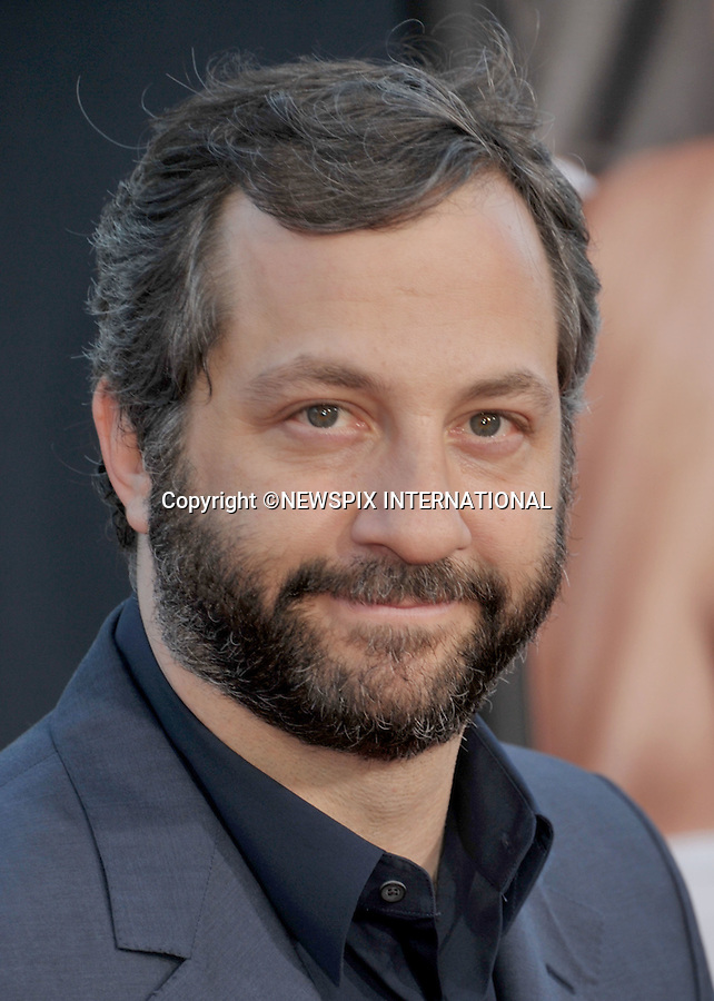 """JUDD APATOW.attends the World Premiere of """"The Change-Up"""" at the Village Theatre, Westwood, Los Angeles_01/08/2011.Mandatory Photo Credit: ©Crosby/Newspix International. .**ALL FEES PAYABLE TO: """"NEWSPIX INTERNATIONAL""""**..PHOTO CREDIT MANDATORY!!: NEWSPIX INTERNATIONAL(Failure to credit will incur a surcharge of 100% of reproduction fees).IMMEDIATE CONFIRMATION OF USAGE REQUIRED:.Newspix International, 31 Chinnery Hill, Bishop's Stortford, ENGLAND CM23 3PS.Tel:+441279 324672  ; Fax: +441279656877.Mobile:  0777568 1153.e-mail: info@newspixinternational.co.uk"""