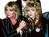 Aug 18, 1987: FLEETWOOD MAC - Press Conf Bel Age Hotel West Hollywood CA USA