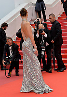 """Bella Hadid at the gala screening for """"BLACKKKLANSMAN"""" at the 71st Festival de Cannes, Cannes, France 14 May 2018<br /> Picture: Paul Smith/Featureflash/SilverHub 0208 004 5359 sales@silverhubmedia.com"""