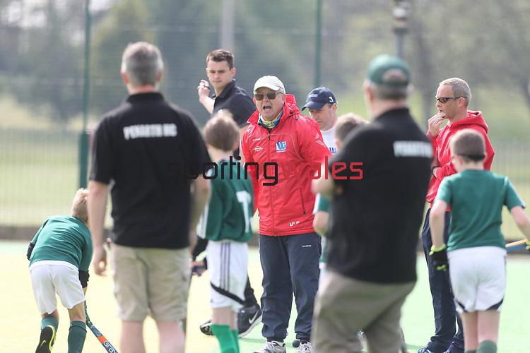 Welsh Youth Hockey Cup Final U11 Boys<br /> Penarth v Whitchurch <br /> Swansea University<br /> 06.05.17<br /> ©Steve Pope - Sportingwales