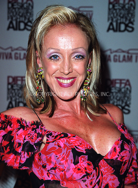Kathie Jo Howell  of 'High Voltage' who is celebrity fitness trainer attends Viva Glam Casino event to benefit Design Industries Foundation Fighting Aids at Cipriani 42nd Street. New York, June 19, 2002. Please byline: Alecsey Boldeskul/NY Photo Press.   ..*PAY-PER-USE*      ....NY Photo Press:  ..phone (646) 267-6913;   ..e-mail: info@nyphotopress.com