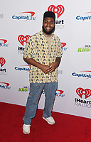 INGLEWOOD, CA - NOVEMBER 30: Khalid attends 102.7 KIIS FM's Jingle Ball 2018 Presented by Capital One at The Forum on November 30, 2018 in Inglewood, California. <br /> CAP/MPIIS<br /> &copy;MPIIS/Capital Pictures