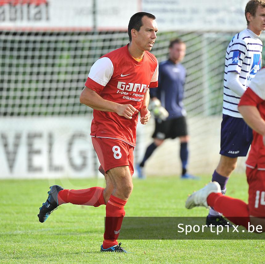 FC Langemark : Sam Van Crugten<br /> foto VDB / Bart Vandenbroucke