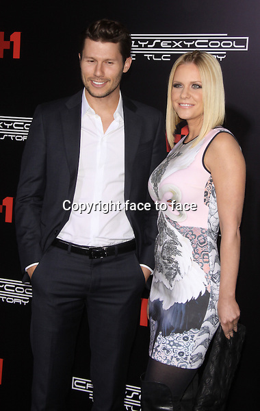 NEW YORK, NY - OCTOBER 15: Jason Dundas and Carrie Keagan at the Premiere of &quot;Crazy Sexy Cool The TLC Story&quot;&Acirc;?&quot; at the AMC Loews Lincoln Square Theatre on October 15, 2013, New York City. Credit: RW/MediaPunch Inc.<br /> Credit: MediaPunch/face to face<br /> - Germany, Austria, Switzerland, Eastern Europe, Australia, UK, USA, Taiwan, Singapore, China, Malaysia, Thailand, Sweden, Estonia, Latvia and Lithuania rights only -