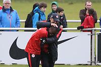 30.03.2016: Eintracht Frankfurt Training
