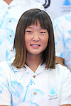 Himena Suzuki, <br /> AUGUST 4, 2016 - Surfing : <br /> Nippon Surfing Association holds a press conference after it was decided that <br /> the sport of surfing would be added to the Tokyo 2020 Summer Olympic Games on August 3rd, 2016 <br /> in Tokyo, Japan. <br /> (Photo by AFLO SPORT)