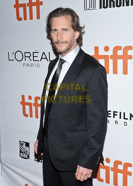 12 September 2016 - Toronto, Ontario Canada - Aaron Ryder. &quot;Arrival&quot; Premiere during the 2016 Toronto International Film Festival held at Roy Thomson Hall. <br /> CAP/ADM/BPC<br /> &copy;BPC/ADM/Capital Pictures