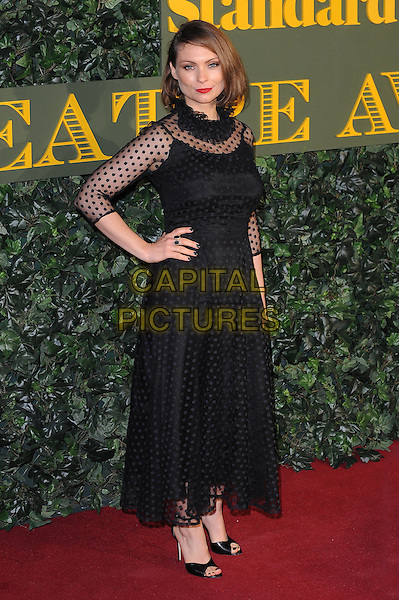 LONDON, ENGLAND - NOVEMBER 13: MyAnna Buring attends The London Evening Standard Theatre Awards at The Old Vic Theatre on November 13, 2016 in London, England.<br /> CAP/BEL<br /> &copy;BEL/Capital Pictures