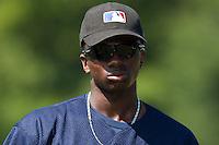Baseball - MLB Academy - Tirrenia (Italy) - 19/08/2009 - Raoell Kortstam (Netherlands)