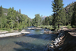 Stanislaus River at Kennedy Meadows