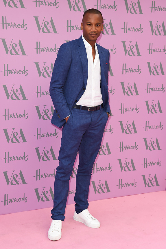 Eric Underwood<br /> arriving for the V&A Summer Party 2018, London<br /> <br /> ©Ash Knotek  D3410  20/06/2018
