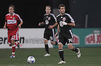 DC United midfielder Ben Olsen (14) Chicago Fire tied DC United 1-1 at  RFK Stadium, Saturday March 28, 2009.