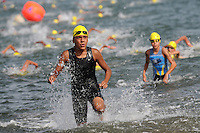 Triatl&oacute;n Sports World Veracruz 2013 &copy;NortePhoto.com ..<br />