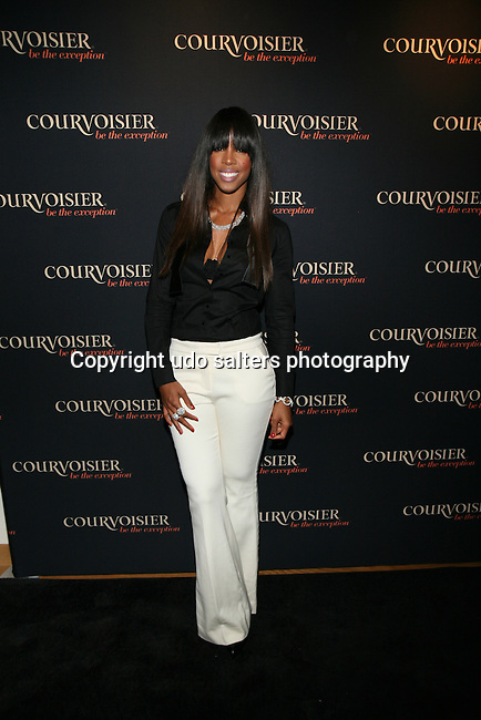 Kelly Rowland Attends Courvoisier kick off its newest program, Courvoisiology, With Award-winning songstress Kelly Rowland at SIR Stage 37, NY   4/4/13
