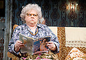Enjoy by Alan Bennett,directed by Christopher Luscombe. With Carol MacReady as Mrs Clegg .Opens at The Gielgud Theatre  on  2/2/09. CREDIT Geraint Lewis