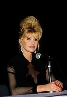 Montreal (Qc) CANADA - 1993- Ivana Trump<br /> <br /> <br /> -Photo (c)  Images Distribution