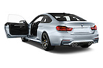 Car images of 2016 BMW M4 2 Door Coupe Doors