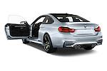 Car images of 2016 BMW M4 2 Door Coupe Doors