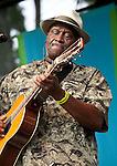 Taj Mahal at the 2009 Clearwater Festival, Croton Point Park, NY 6/21/09.