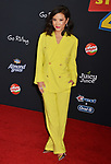 "Ally Maki 006 arrives at the premiere of Disney and Pixar's ""Toy Story 4"" on June 11, 2019 in Los Angeles, California."