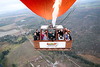 20170831 31 August Hot Air Balloon Cairns
