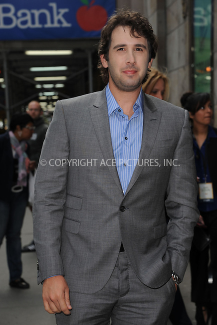 WWW.ACEPIXS.COM<br /> April 25, 2014 New York City<br /> <br /> Josh Groban attends Variety Power Of Women: New York presented by FYI at Cipriani 42nd Street on April 25, 2014 in New York City.<br /> <br /> Please byline: Kristin Callahan<br /> <br /> ACEPIXS.COM<br /> <br /> Tel: (212) 243 8787 or (646) 769 0430<br /> e-mail: info@acepixs.com<br /> web: http://www.acepixs.com