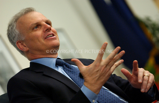 WWW.ACEPIXS.COM . . . . . ....NEW YORK, MARCH 7, 2006....David Neeleman, CEO and Founder of Jet Blue, speaks at Baruch College ....Please byline: KRISTIN CALLAHAN - ACEPIXS.COM.. . . . . . ..Ace Pictures, Inc:  ..Philip Vaughan (212) 243-8787 or (646) 679 0430..e-mail: info@acepixs.com..web: http://www.acepixs.com
