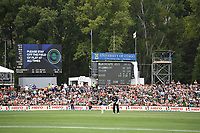 General view.<br /> New Zealand Black Caps v England, ODI series, University Oval in Dunedin, New Zealand. Wednesday 7 March 2018. &copy; Copyright Photo: Andrew Cornaga / www.Photosport.nz