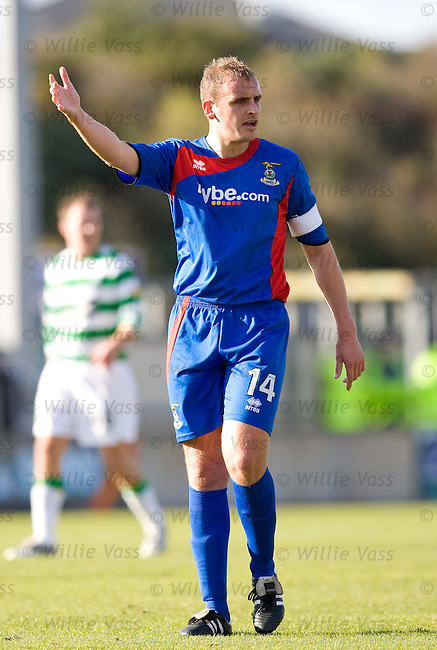 Grant Munro, Inverness Caledonian Thistle