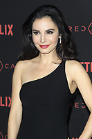 """LOS ANGELES - FEB 1:  Martha Higareda at the """"Altered Carbon"""" Season 1 Premiere Screening at the Mack Sennett Studios on February 1, 2018 in Los Angeles, CA"""